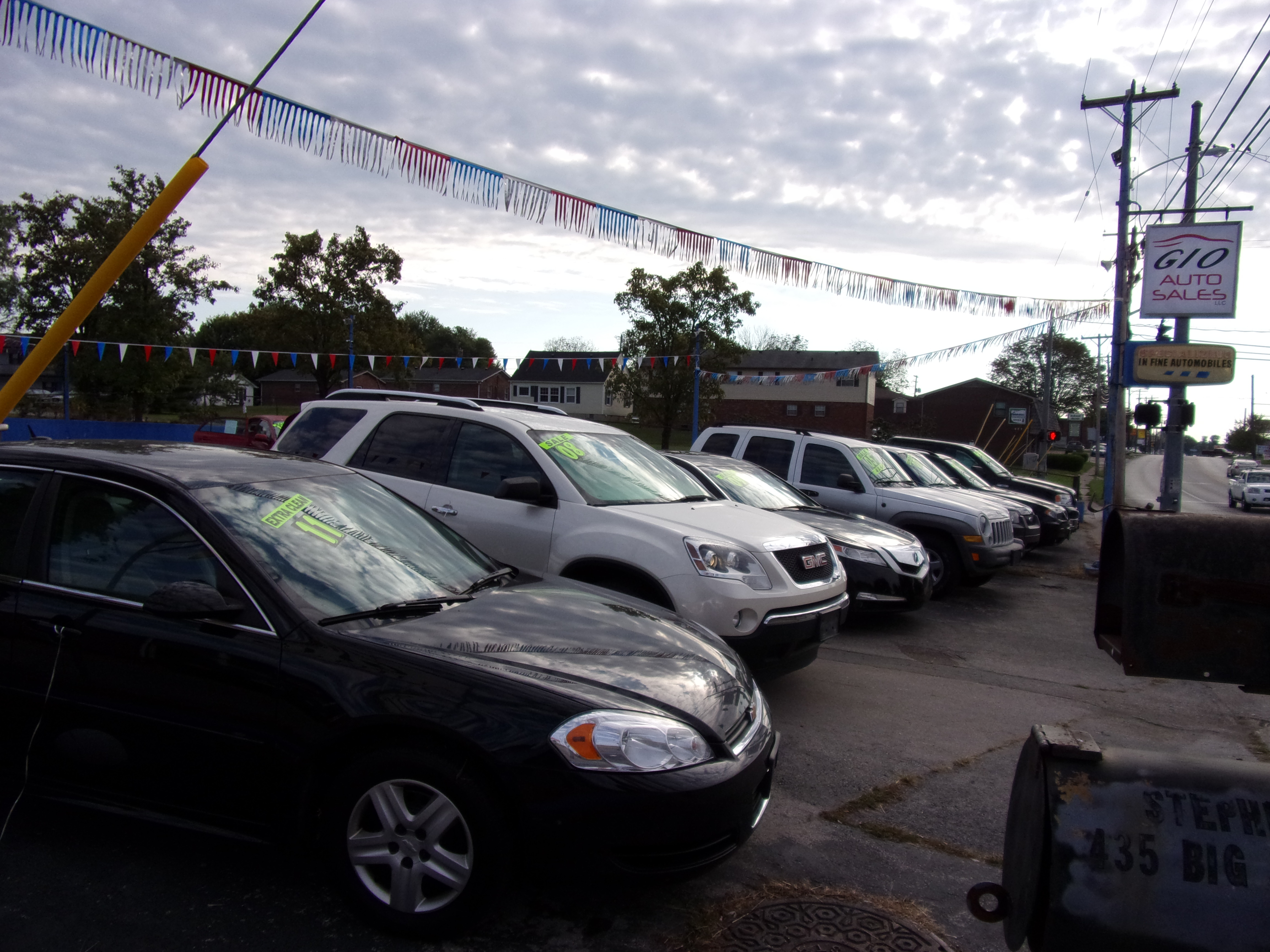Gio Auto Sales LLC Member Richmond KY