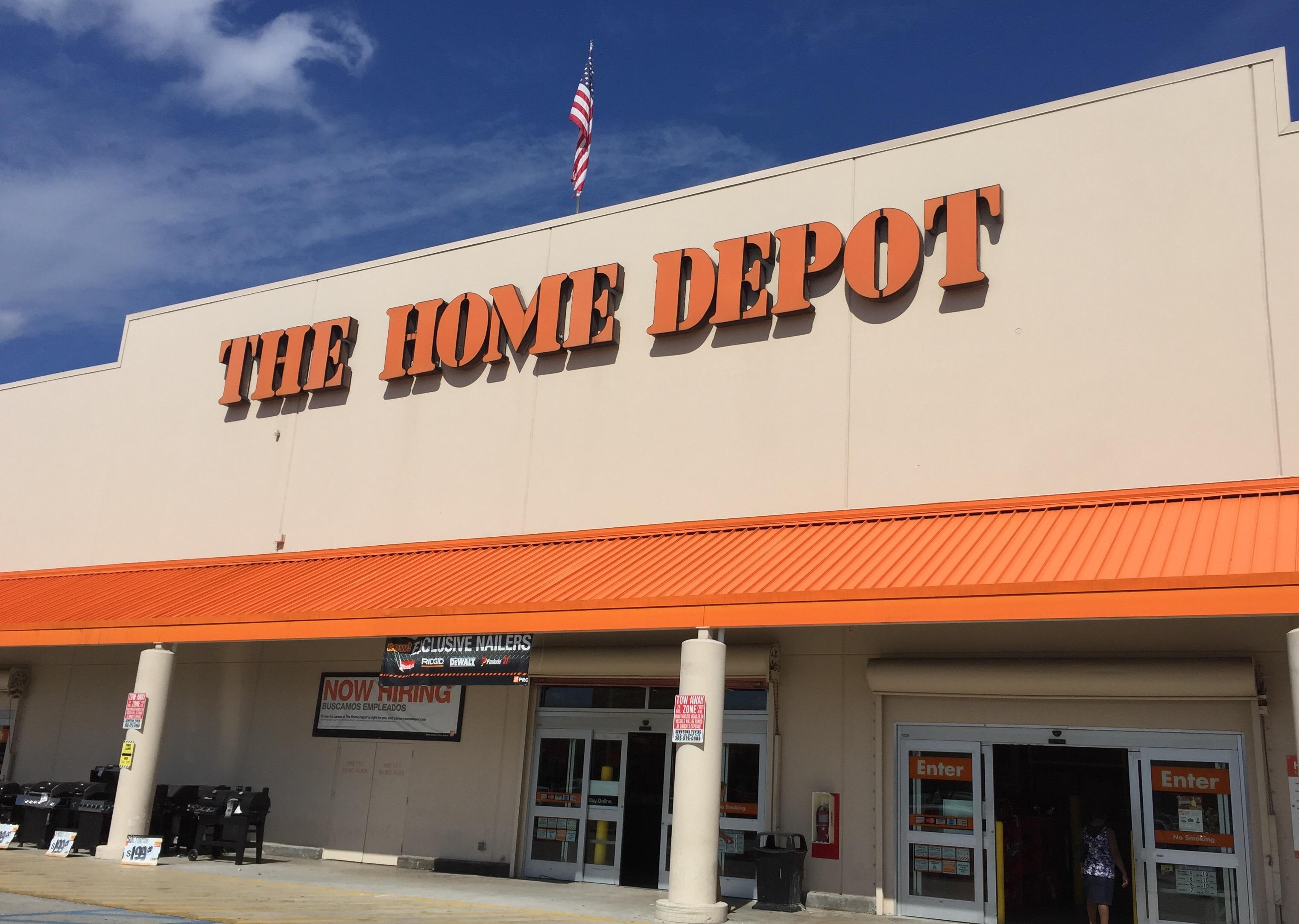 Home Services At Home Depot