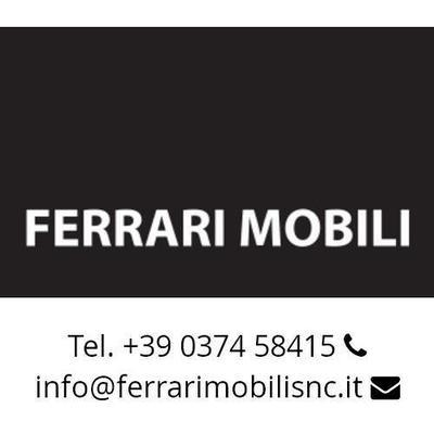 Ferrari Mobili Snc Logo
