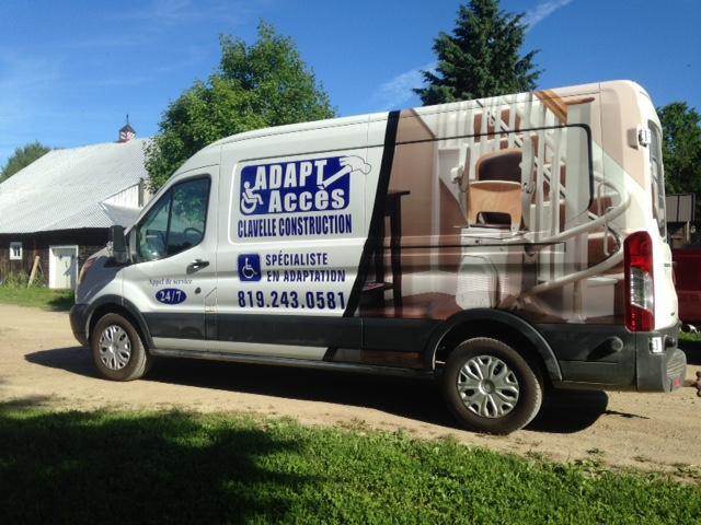 Clavelle Construction Inc à L'Ange-Gardien