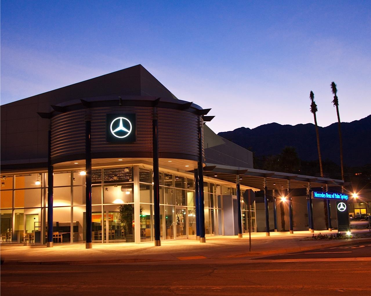 Mercedes-Benz of Palm Springs image 5
