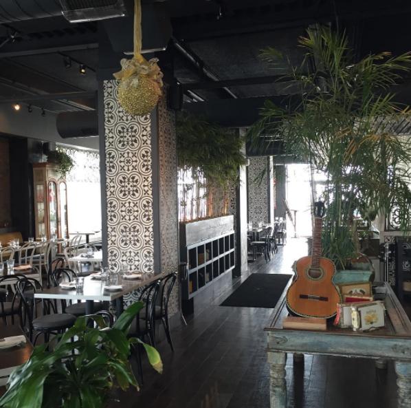 Cubacan Restaurant Asbury Park Menu