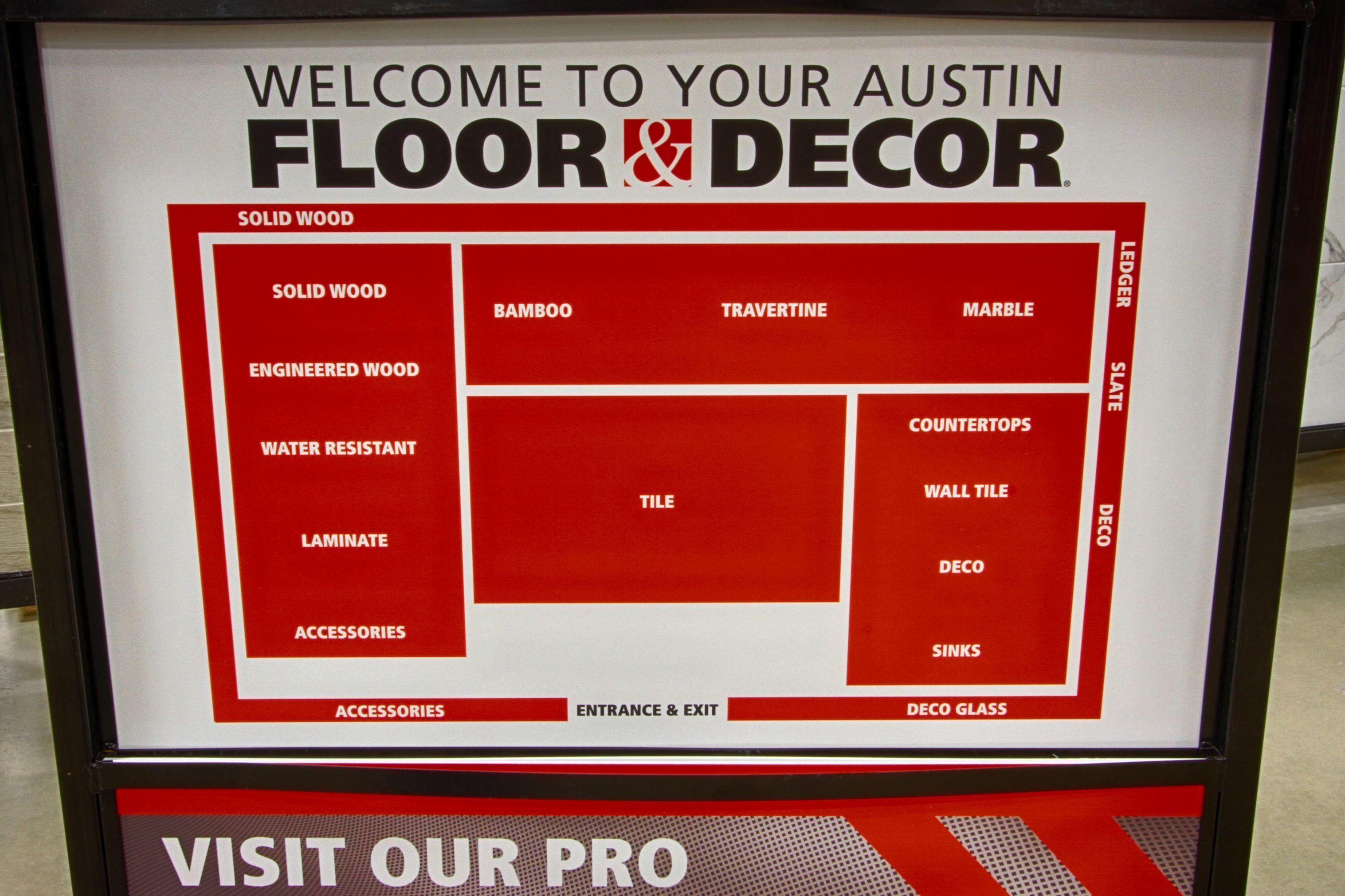 Floor Decor At 4501 W Braker Ln Austin Tx On Fave