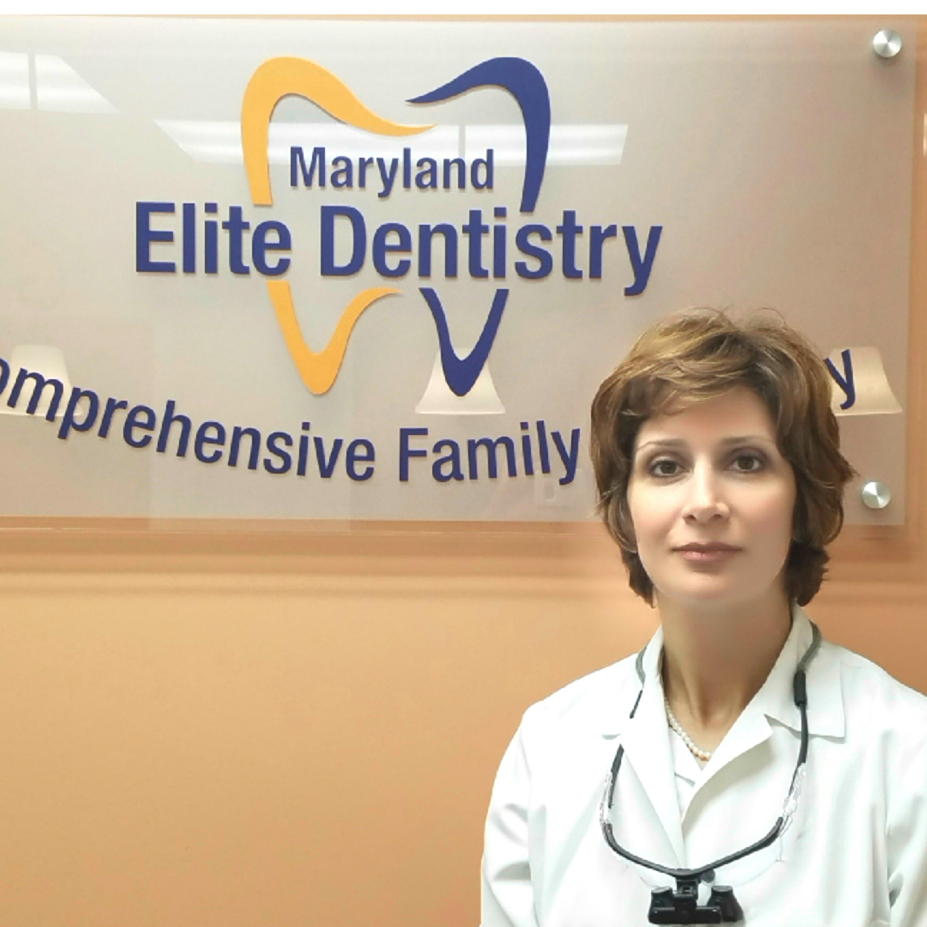 Ava Parakhoodi DMD- Maryland Elite Dentistry