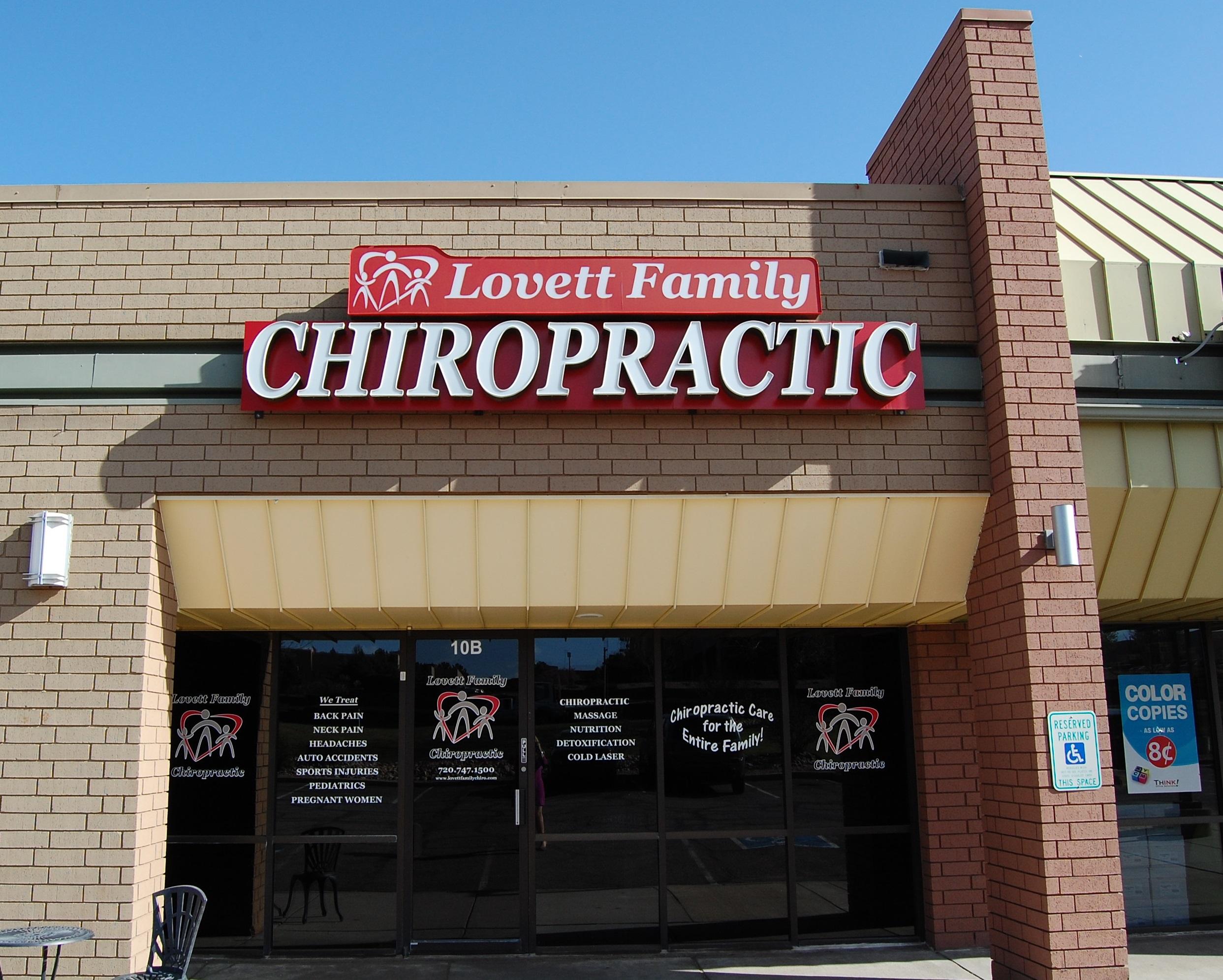 Lovett Family Chiropractic and Wellness Center image 0