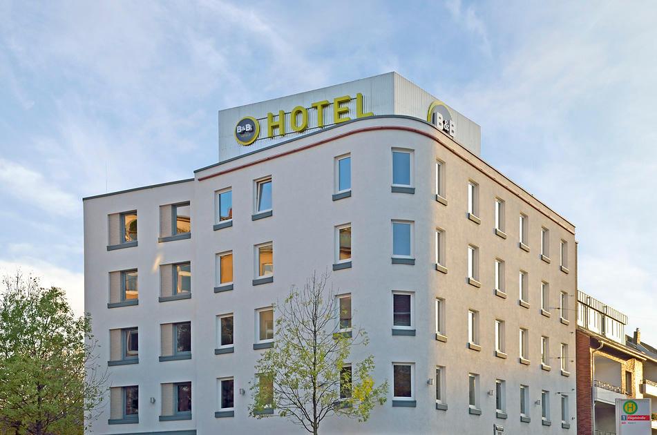 B&B Hotel Düsseldorf City-Süd, Kruppstr. 32 in Düsseldorf