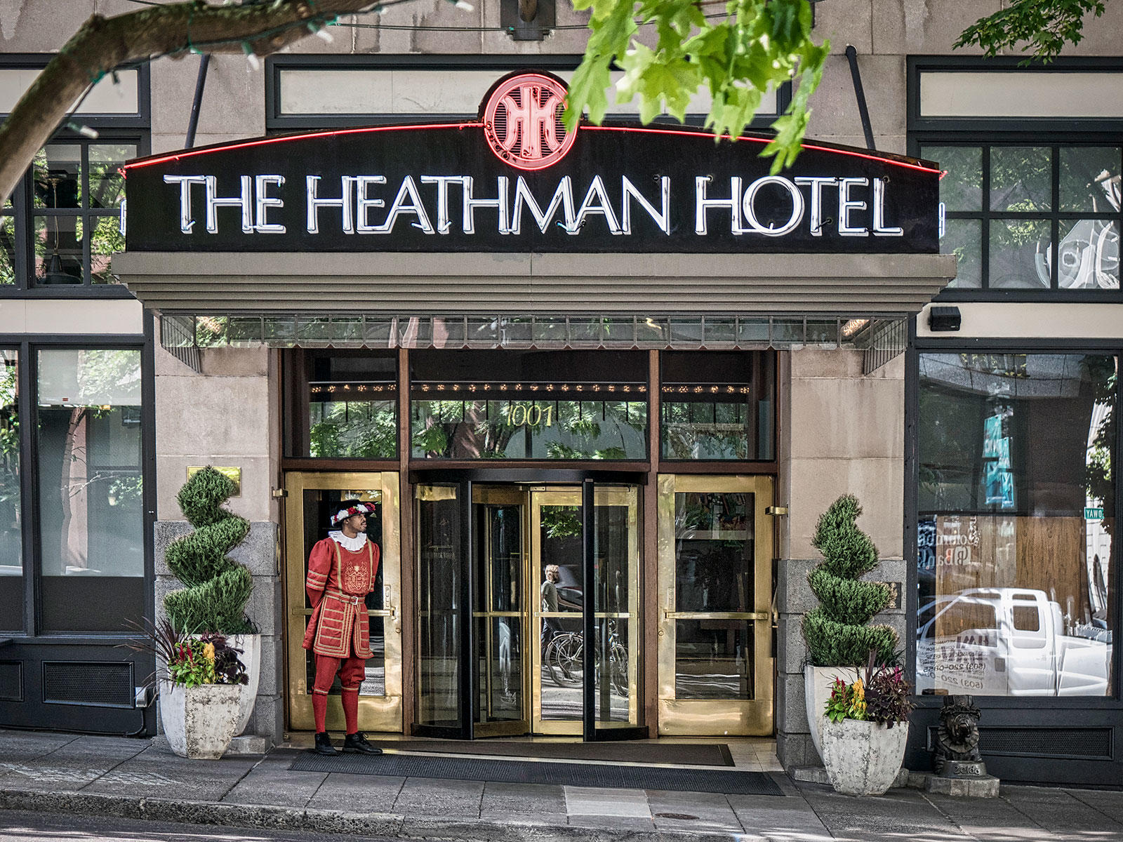 The Heathman Hotel image 1