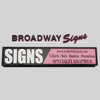 Broadway Signs Inc image 10