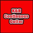 K&H Continuous Gutter image 1