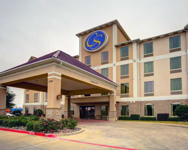 Hotels Near Baylor Stadium Waco Tx