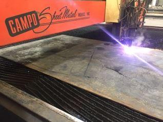 Campo Sheet Metal Works Inc image 2