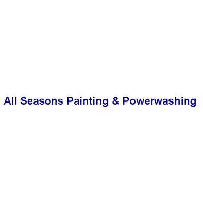 All Seasons Painting & Powerwashing