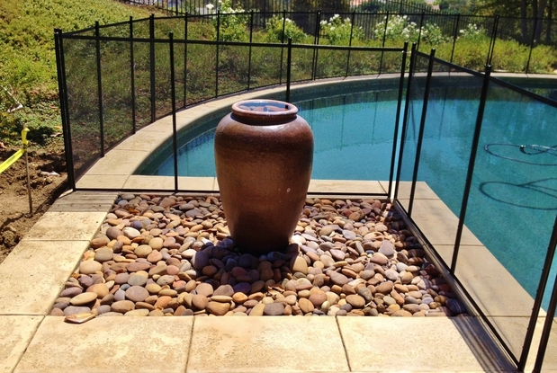 Safeguard Mesh Glass Pool Fence Company In San Diego Ca 92126 Citysearch