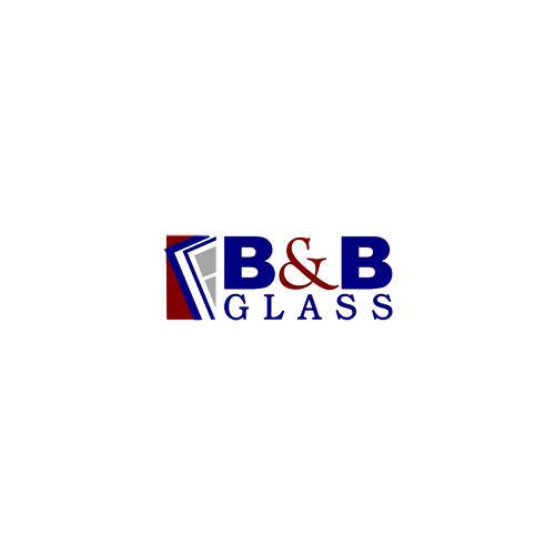 B & B Glass Logo