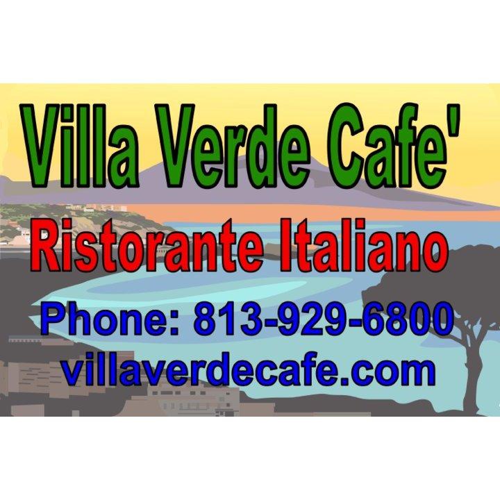 Villa Verde Cafe Ristorante Italiano
