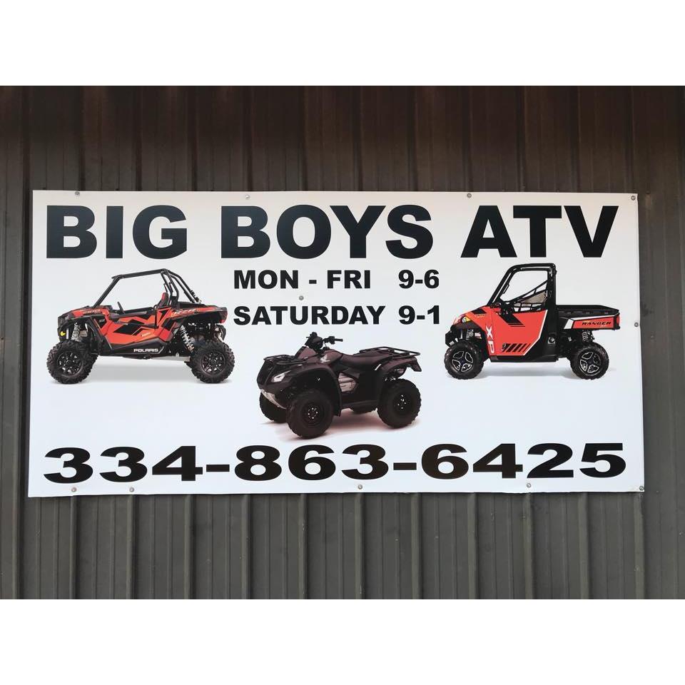 Big Boys ATV
