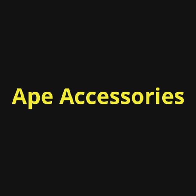 Ape Accessories