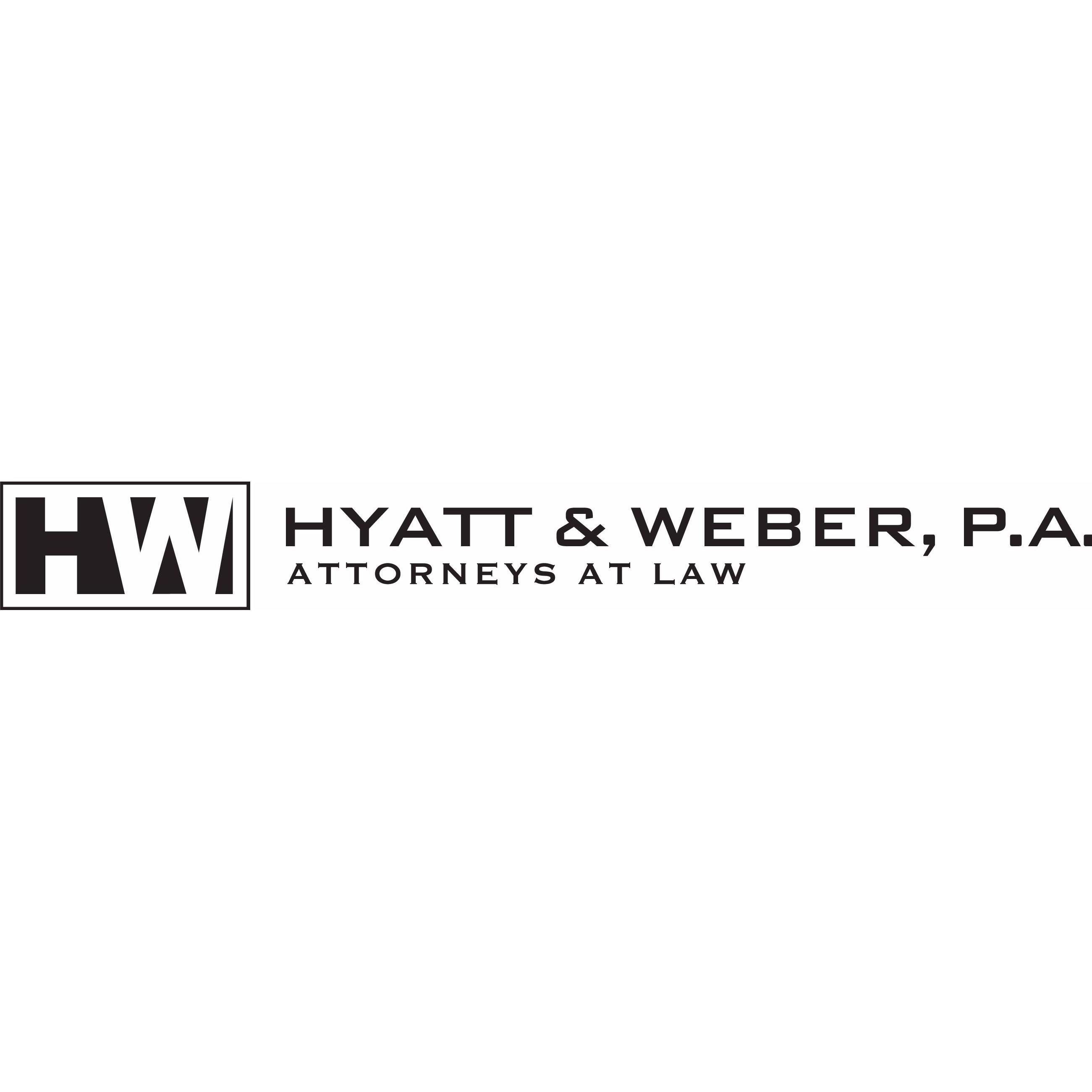 Hyatt & Weber, P.A.