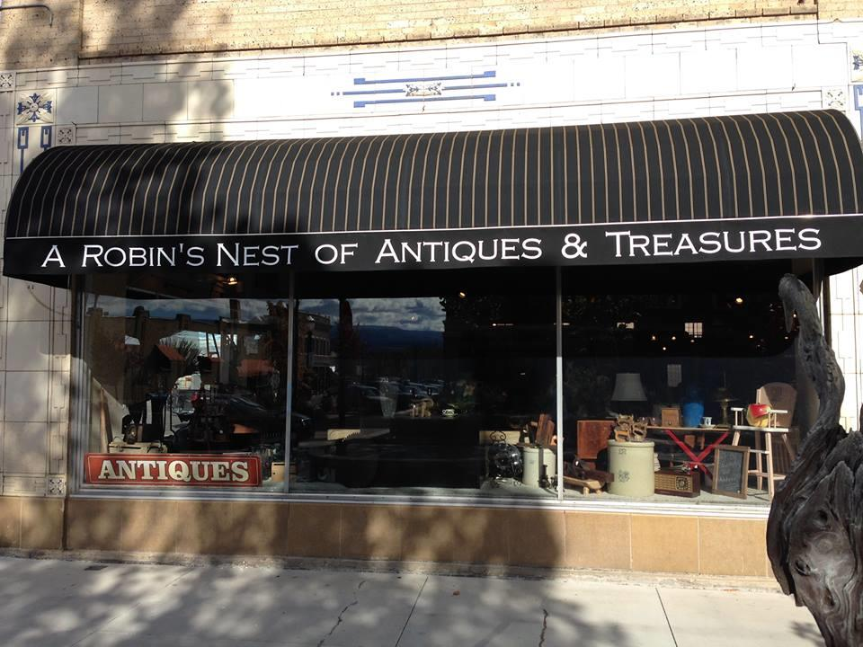 A Robin s Nest of Antiques & Treasures in Grand Junction