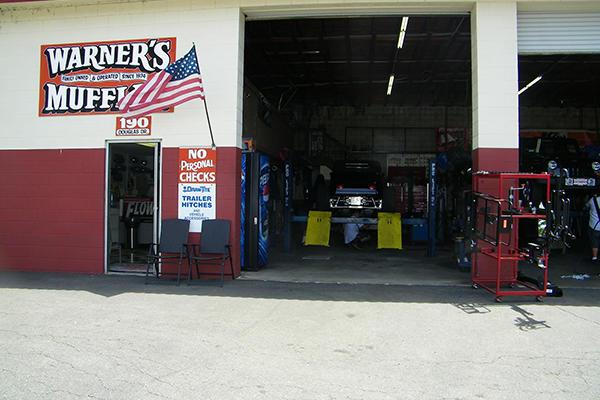 Warner's Muffler image 4