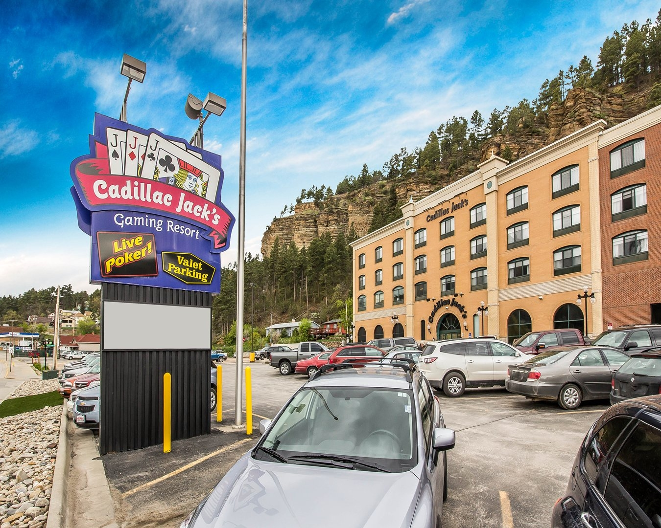 cadillac jack casino deadwood sd