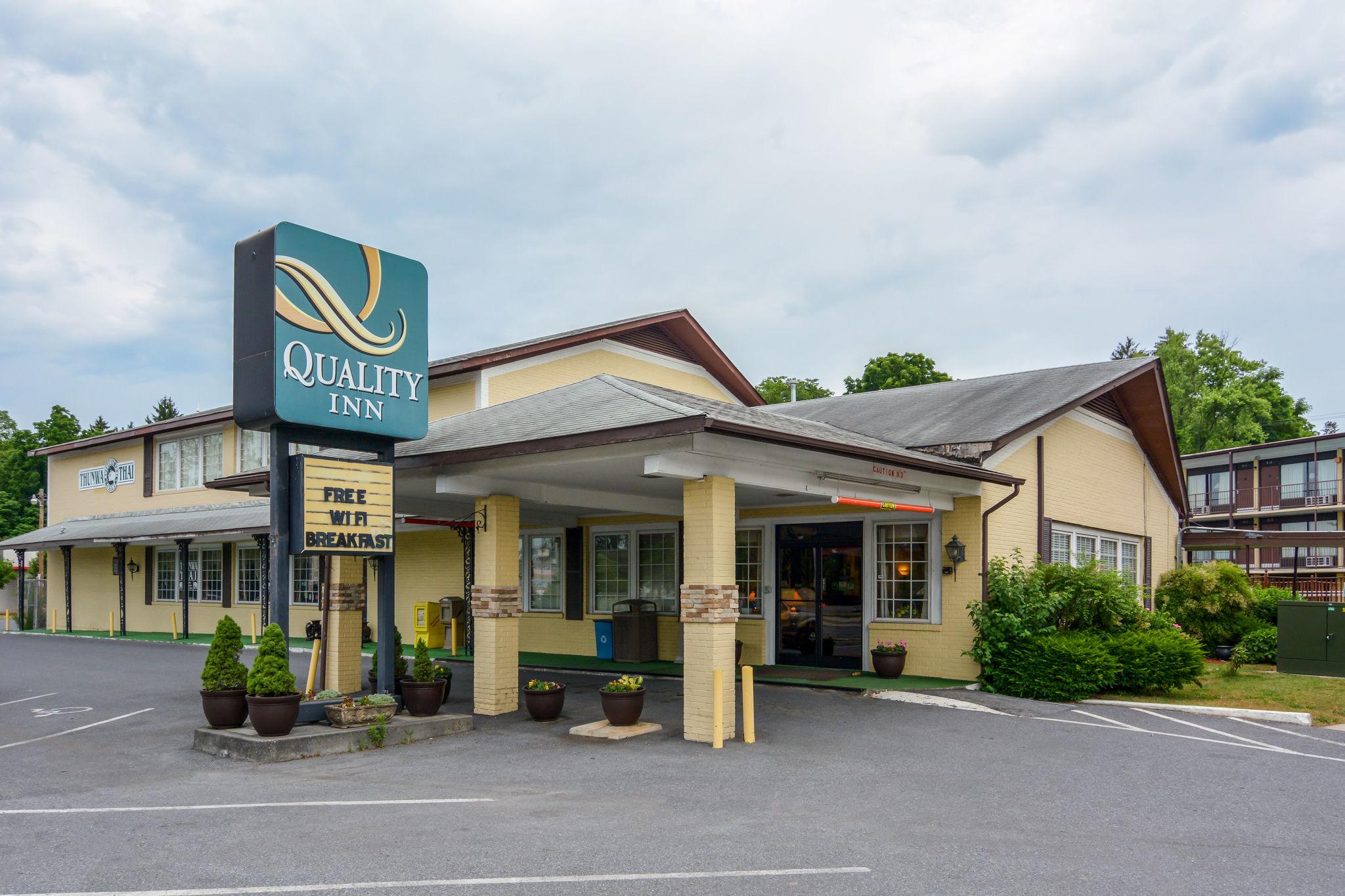 Quality Inn Skyline Drive image 0