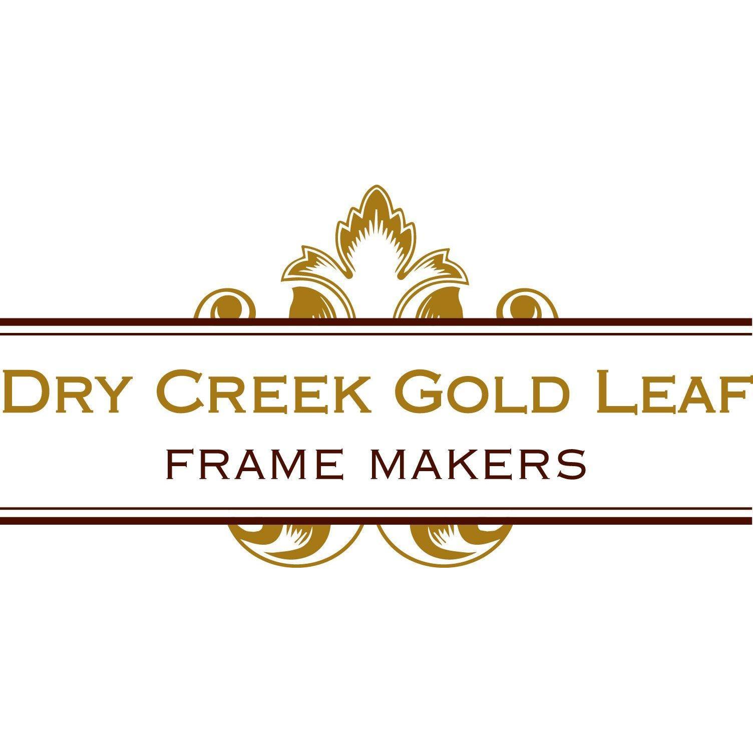 Dry creek gold leaf frame makers