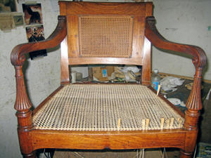 Veterans Chair Caning & Repair image 12