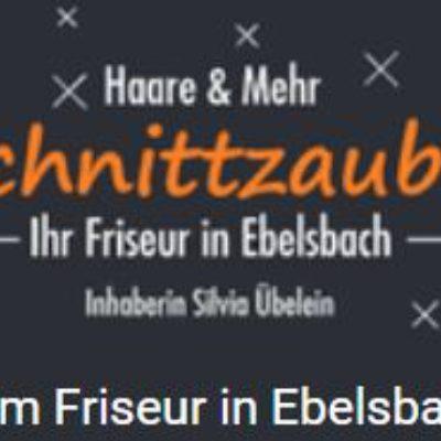 Logo von Haare & Mehr Schnittzauber Inh. Silvia Übelein
