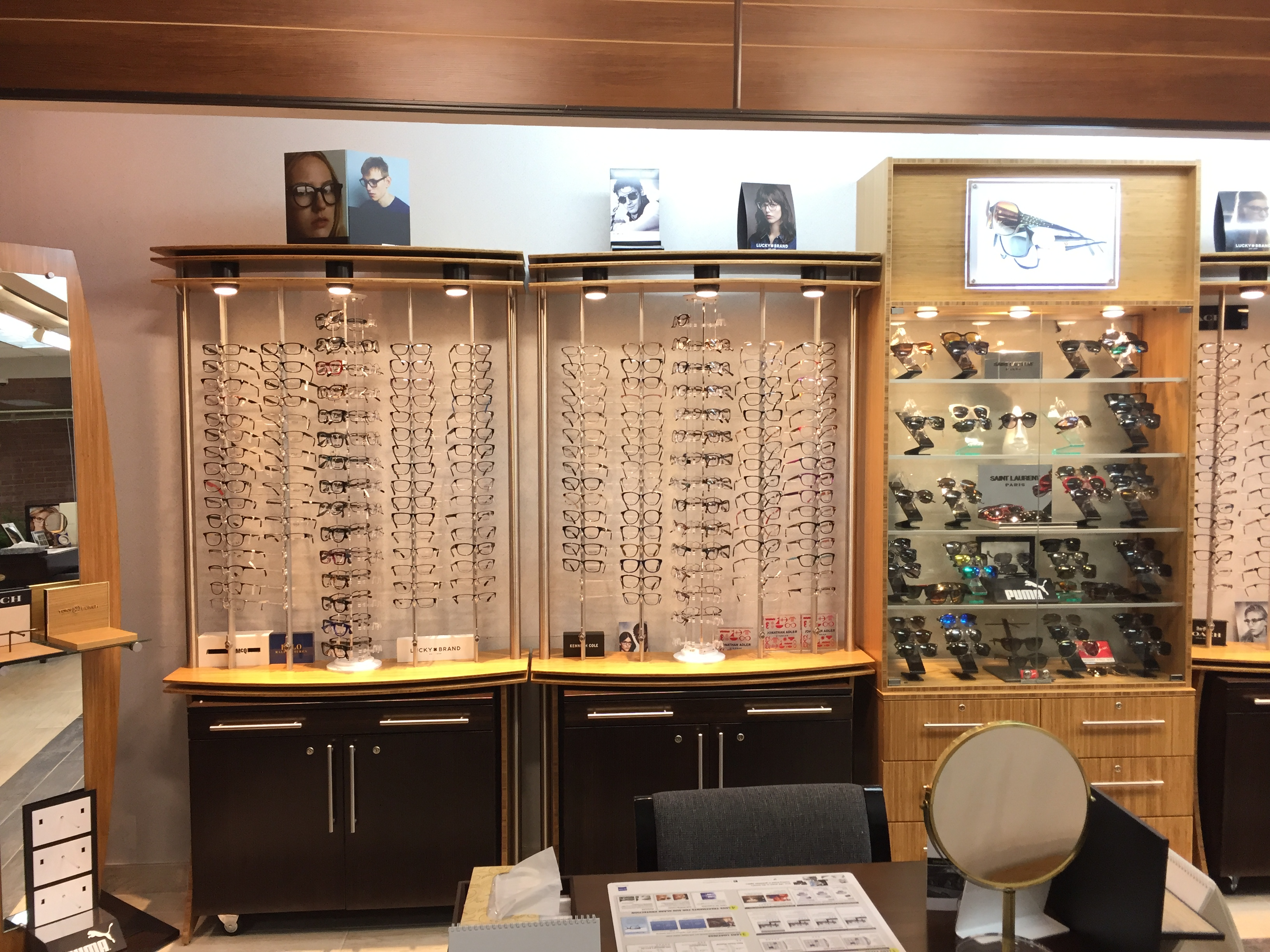 American Optical And Contact Lenses image 1