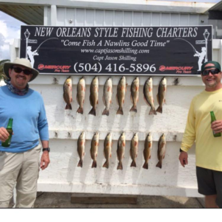 New Orleans Style Fishing Charters LLC image 42