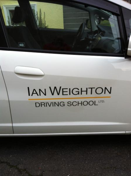 Ian Weighton Driving School Ltd