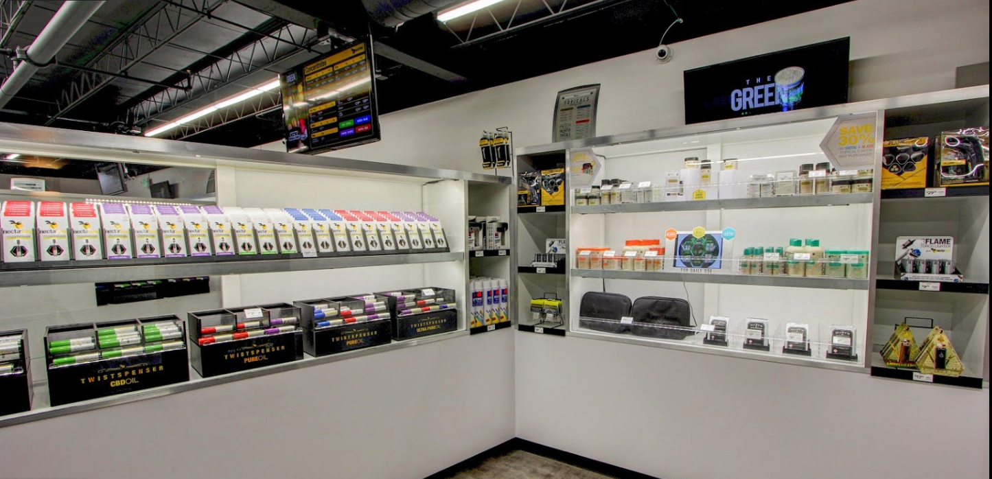 The Green Solution Recreational Marijuana Dispensary image 16