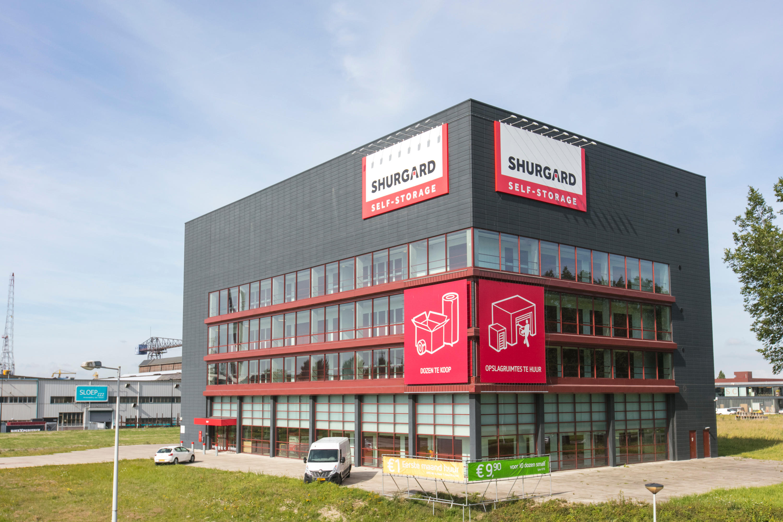 Shurgard Self-Storage Amsterdam Noord