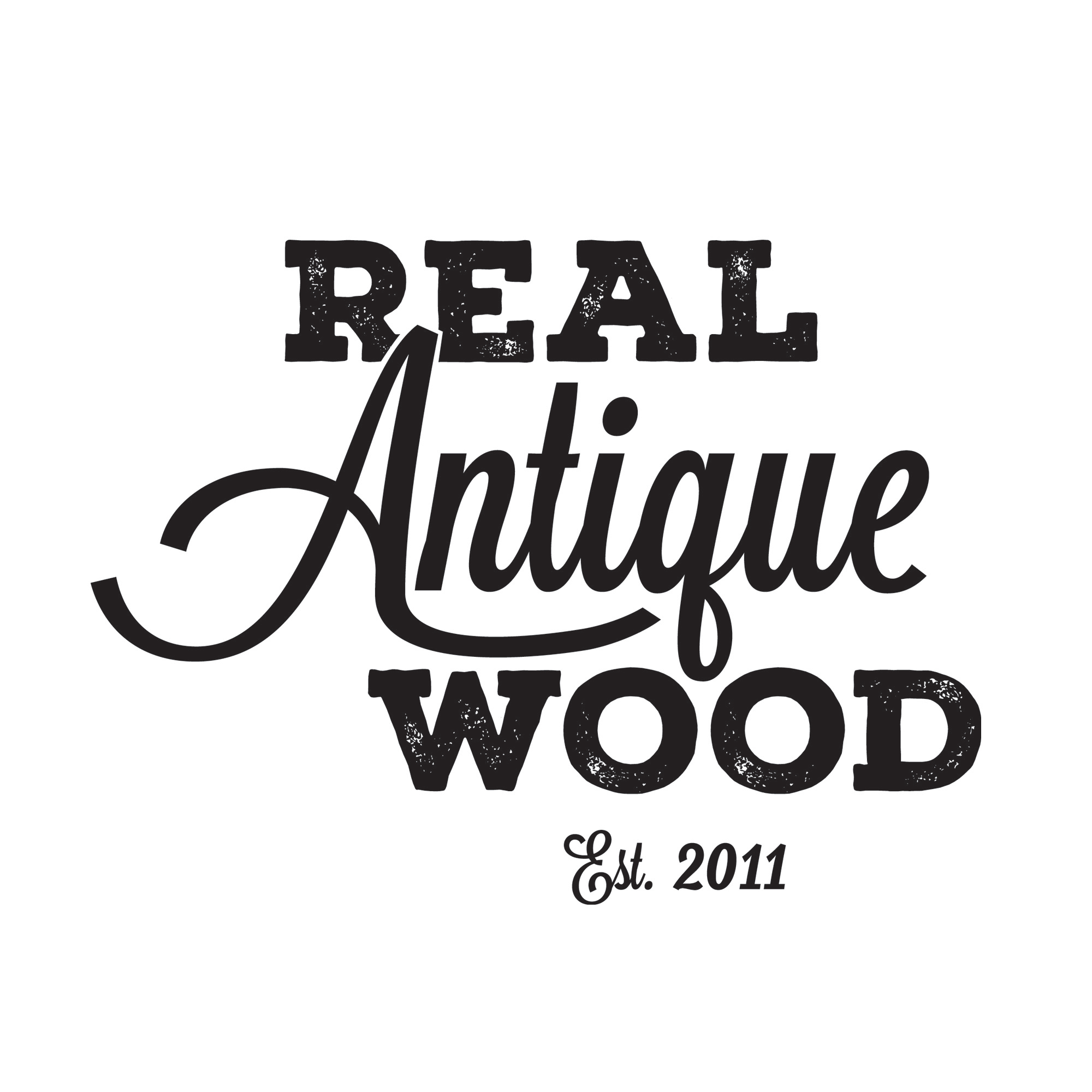 Real Antique Wood