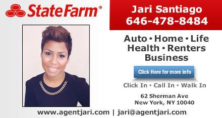 Jari Santiago - State Farm Insurance Agent