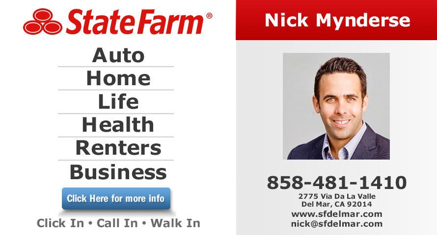 Nick Mynderse - State Farm Insurance Agent image 0
