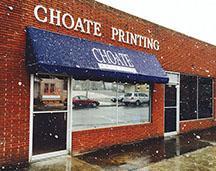 Choate Printing Co. image 0