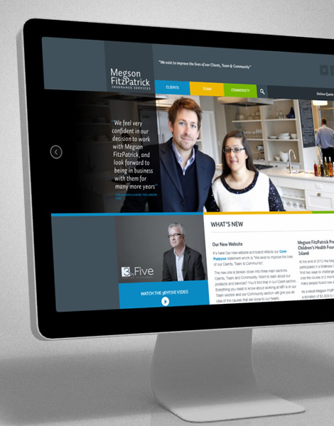 Megson FitzPatrick Insurance Services in Victoria