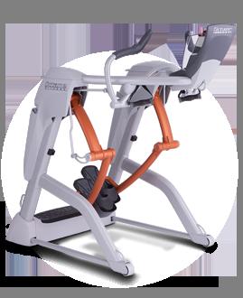 Octane Fitness ZR8 Zero Runner, the ultimate no impact running machine!