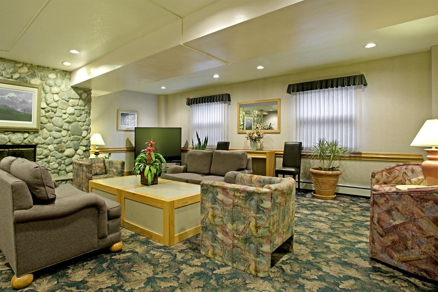 Americas Best Value Inn-Executive Suites / Airport Anchorage image 20