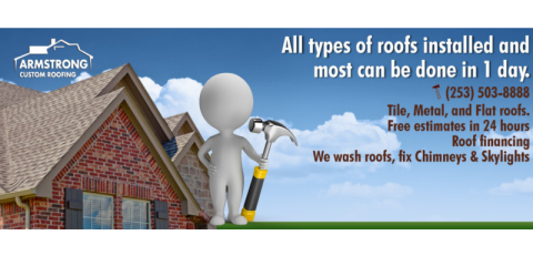 Armstrong Custom Roofing image 0