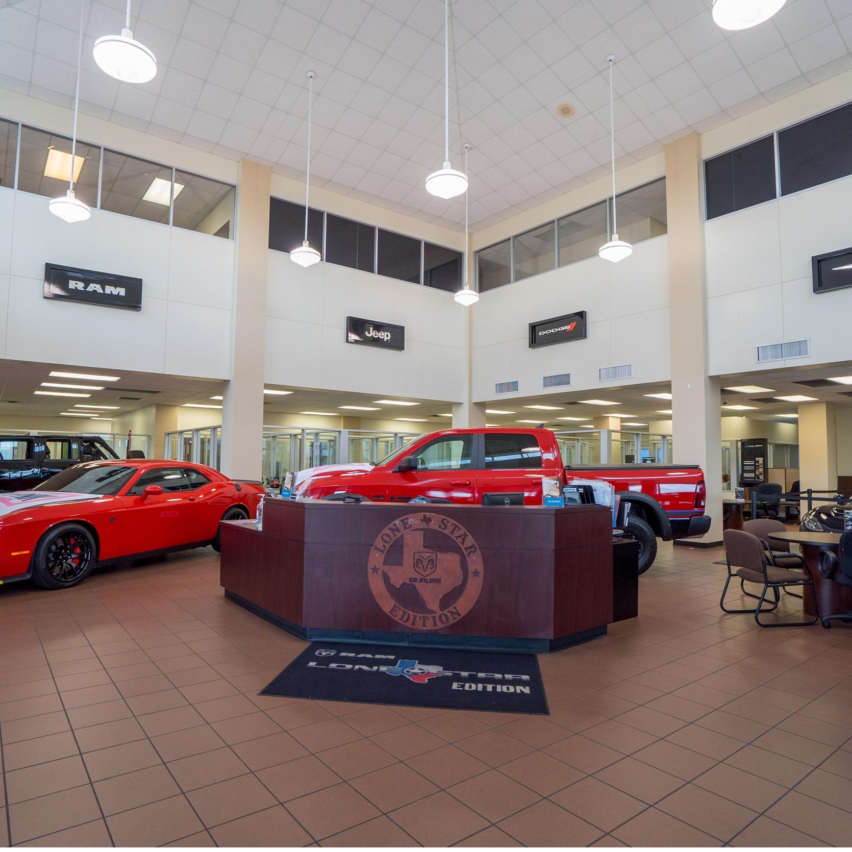 AutoNation Chrysler Dodge Jeep RAM Katy