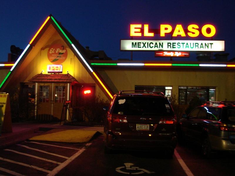 El Paso Mexican Restaurant image 0
