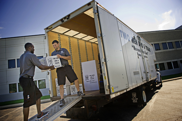 Two Men & a Truck - Movers Who Care