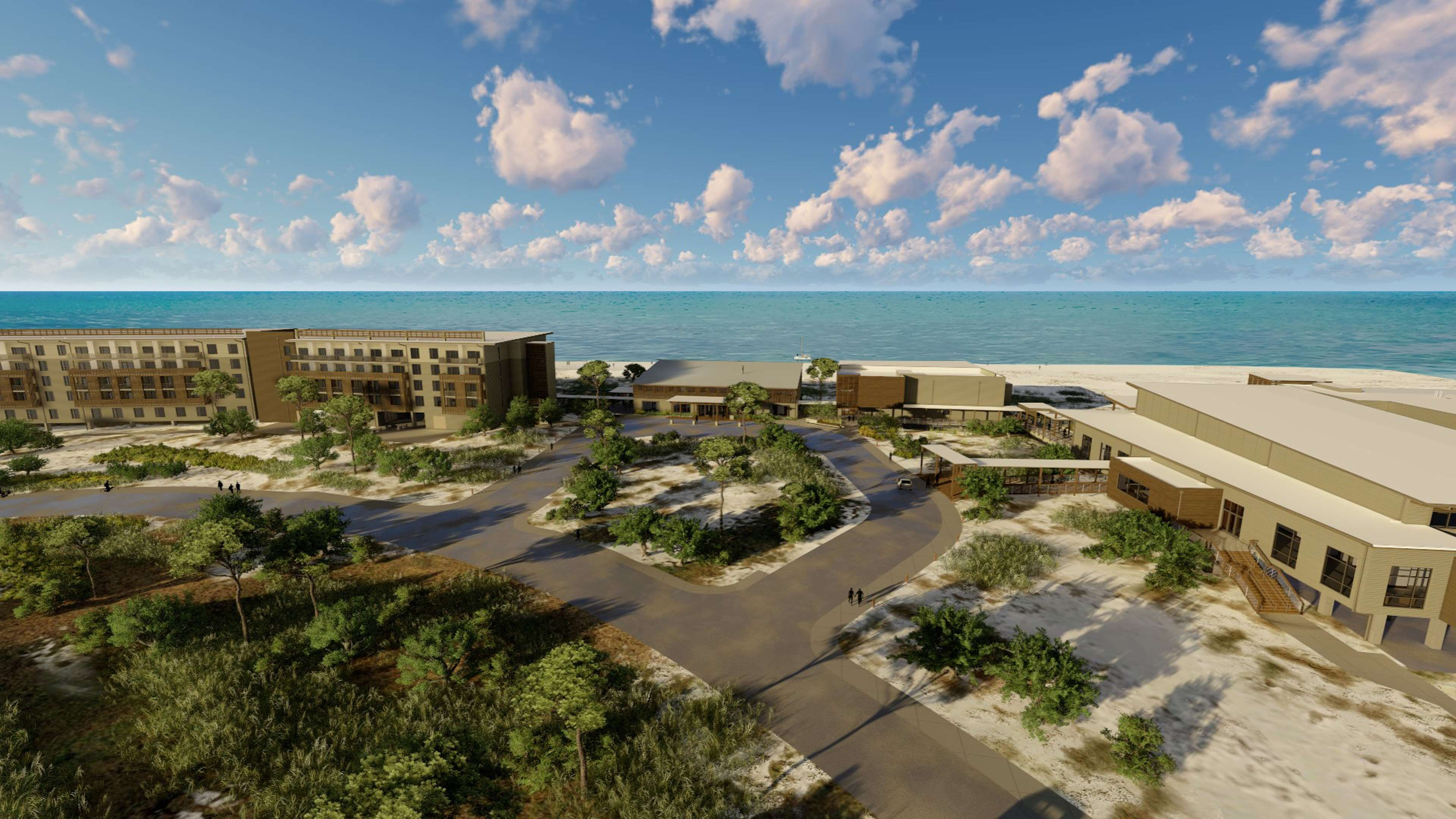 The Lodge at Gulf State Park, a Hilton Hotel image 1