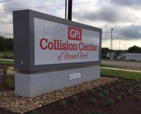 image of GP1 Collision Center of Round Rock