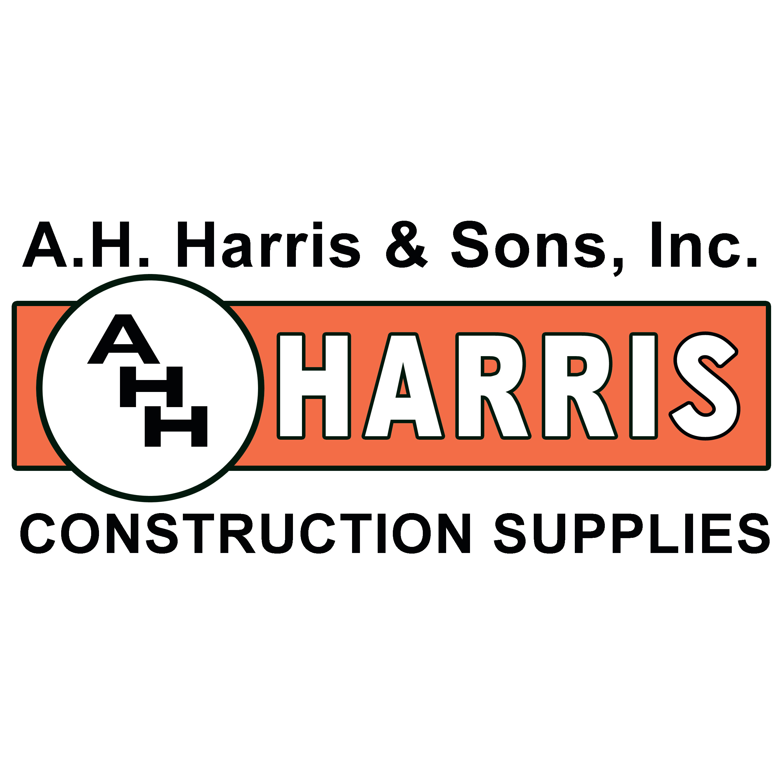 HD Supply White Cap - A.H. Harris