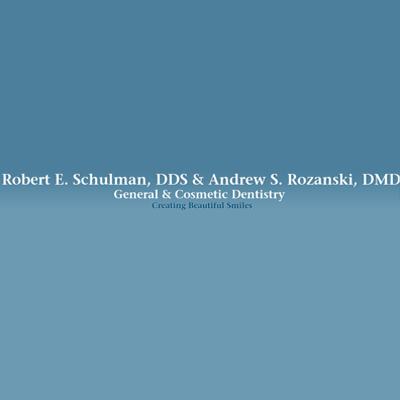 Robert E. Schulman, DDS & Andrew S. Rozanski, Dmd