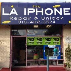 LA iPhone Repair & Unlock Center
